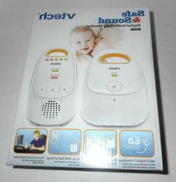 NEW Vtech Communications Safe and Sound Digital Baby Audio M