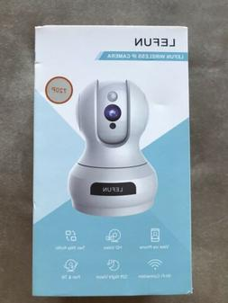 NEW LeFun Wireless IP Security Camera WiFi Surveillance Pet