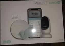 *NEWEST MODEL* Owlet Smart Sock 2.0 Monitor + Video Baby Bun