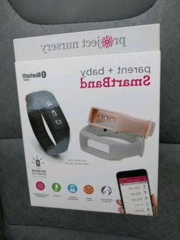 Parent & Baby Smartband Monitor Project Nursery PNB10 3 band