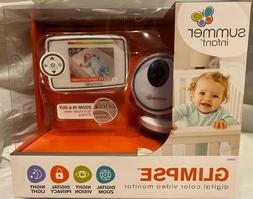 plus video baby monitor with 3 5