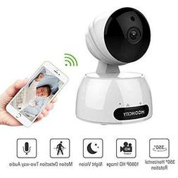 Remote Home Monitoring Systems Security Camera Wireless, Bab