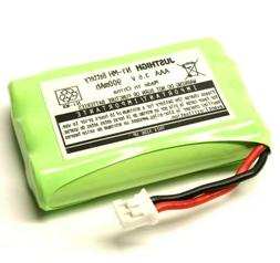 Replacement Battery for Motorola Baby Monitor MBP18 MBP27T M