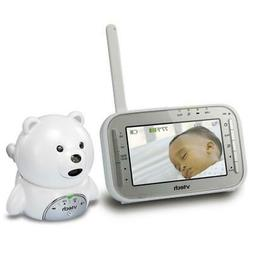 VTech Safe 4.3Digital Video Baby Monitor with Automatic Nigh