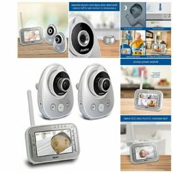 VTech Safe and Sound Expandable Digital Video Baby Monitor -