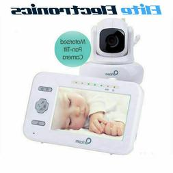 "ORICOM SC850 SECURE850 DIGITAL BABY MONITOR 4.3"" COLOR LCD D"