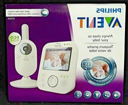 Philips AVENT SCD630/37 Video Baby Monitor Secure Connection