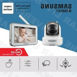 SEW-3043W - Samsung BrightVIEW Baby Video Monitoring System