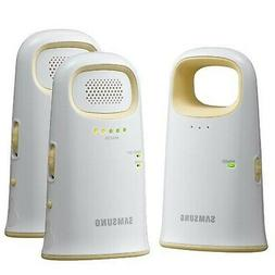 New Samsung SEW-2002 Secured Digital Wireless Baby Audio Mon