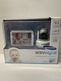 ☀️ Samsung SEW-3043W Bright VIEW Baby Monitoring System