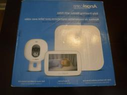Angelcare Video & Sound With Wireless Movement Sensor Pad Ba