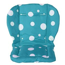 Amazingdeal Baby Stroller Car Pad Thicken Dot 600D Oxford Cl