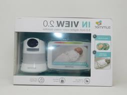 """Summer In View 2.0 Plus 5"""" Deluxe Digital Color Video Monito"""