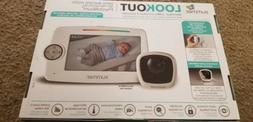 "Summer Lookout 5"" LCD Video Baby Monitor - Digital Zoom, 100"