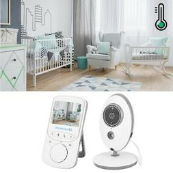 US Baby Kids Security Camera Monitor 5V/1000mA Wireless LCD