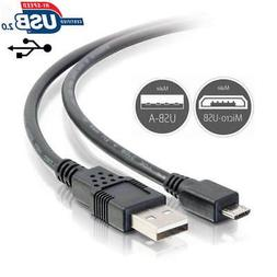 USB Power Charger Cable Cord Samsung BrightView SEW-3043W SE