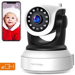 【New Version】 APEMAN WiFi Camera Home Security Camera In