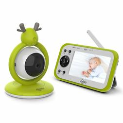 LBtech Video Baby Monitor,1 Camera & 4.3''  HD LCD Screen,Tw