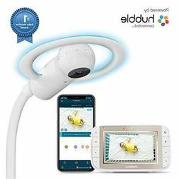 Video Baby Monitor Infant Wi-Fi Camera Overhead Crib Mount 4