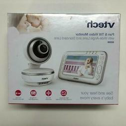 """VTech - Video Baby Monitor with 4.3"""" Screen - White VM4261"""