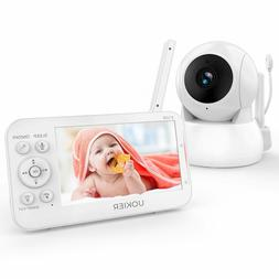 Video Baby Monitor with Camera and Audio 1080P HD Baby Camer