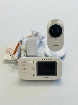 """Vtech VM320 Video Baby Monitor 2.4"""" LCD Two-Way 1000 Ft. w/"""