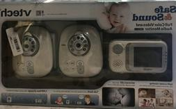 VTech VM321-2 Safe  Sound Video Baby Monitor with Night Visi