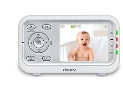 VTech VM3251-2 Video Baby Monitor with Automatic Infrared Ni