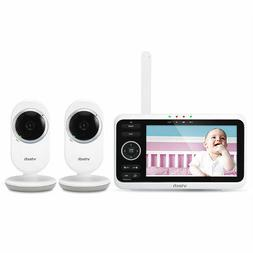 VTech Video Baby Monitor with 2 Cameras, SM8252-2