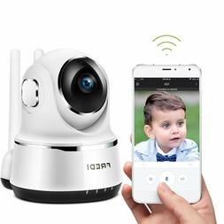 WiFi 720P Home Security Spy Surveillance Nanny Baby Camera M