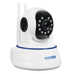 HD IP Camera, EIVOTOR 1080P Wireless Wifi Security Cam with