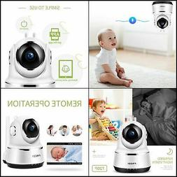 Wireless Baby Monitor Security IP Home 720p WiFi Camera with