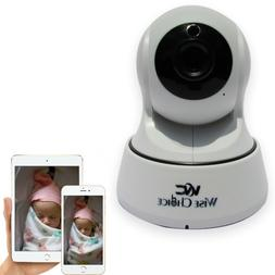 Wireless Baby Video Monitor IOS/android compatible two way a