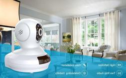 LeFun Wireless Camera, Baby Monitor WiFi IP Surveillance Cam