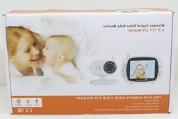 """Wireless Digital Baby Monitor Replacement New in Box """"No Cam"""