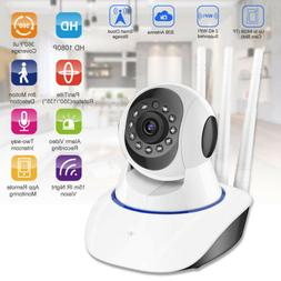 HD 1080P Wireless IP Security Camera Indoor CCTV Home Smart