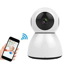 NVSh 1080P Wireless IP Camera With Surveillance System Secur