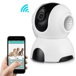 Rukerway Wireless IP Camera, Baby Monitor Pan/Tilt Two-Way A