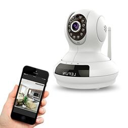 Wireless IP Security Camera Nanny Cam Supports 2.4G WiFi Two