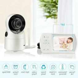 Wireless Security Camera Indoor Home Smart Wifi System Baby