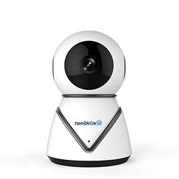 elinkSmart Indoor Wifi Camera Wireless IP Home Camera for Ba