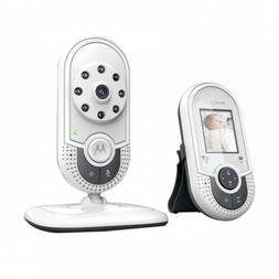 Wireless Video Baby Monitor MBP421BU Infrared Vision BY MOTO