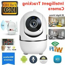 Wireless WiFi 1080P Camera Indoor Home Security Night Vision