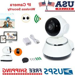 Wireless WIFI Camera, Wireless 720P Pan Tilt Network Securit