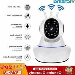 Wireless Wifi Baby Pet Monitor Security Camera Night Vision