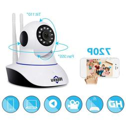 Wireless WiFi IP Camera Home Security Baby Monitor CCTV Camc