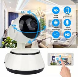 Wireless WiFi Video Baby Monitor Camera with Monitor Night V